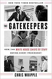 The Gatekeepers Book Cover - Vacation Tracker
