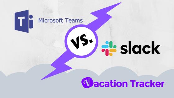 Microsoft Teams vs. Slack