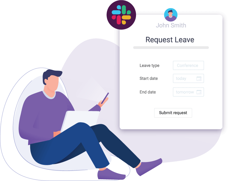 Vacation Tracker - Request Leave