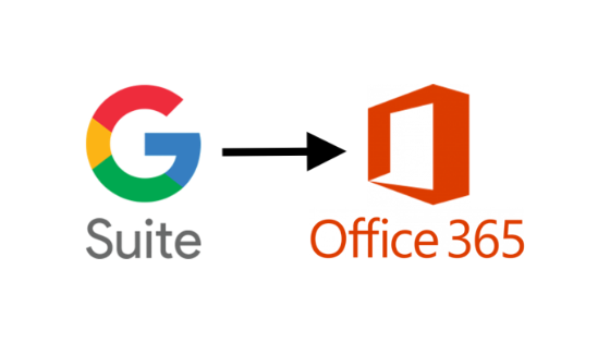 Migrating a G-Suite Mailbox to an Office 365 Mailbox: The Easy Way