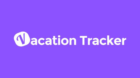 vacation tracker logs